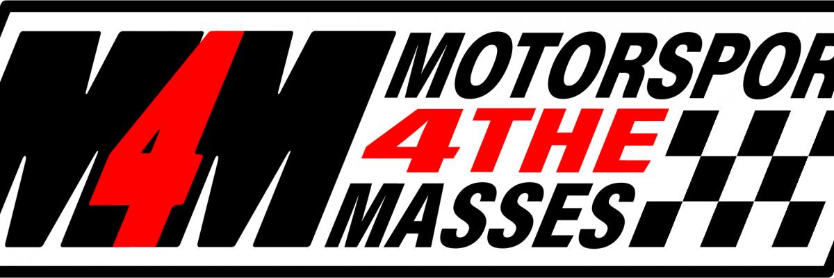 Welcome to Motorsport 4the Masses, your gateway to all this and more.
